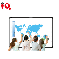 China Finger Multi Touch Interactive Whiteboard Price Smart Board