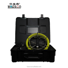 Sewer water pipe inspection camera & 7inch digital monitor exploration device