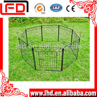 wire barrier expandable pet fence