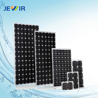 5W 18V aluminumalloy frame home used high efficiency flexible solar mono panel