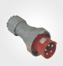 3 phase 63A ip67 power connector