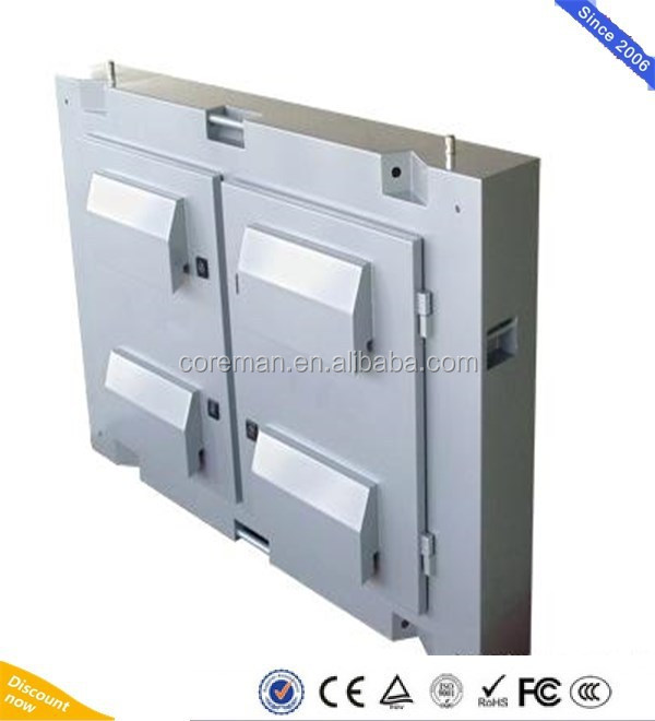led display 960x960 96X96 P10 P16 , Coreman Shenzhen Led Smd 3528 Display Cabinet sign
