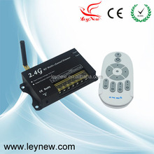 Newest type 2.4G wireless multi-channel dimmer Wirless LED dimmer Leynew DM16