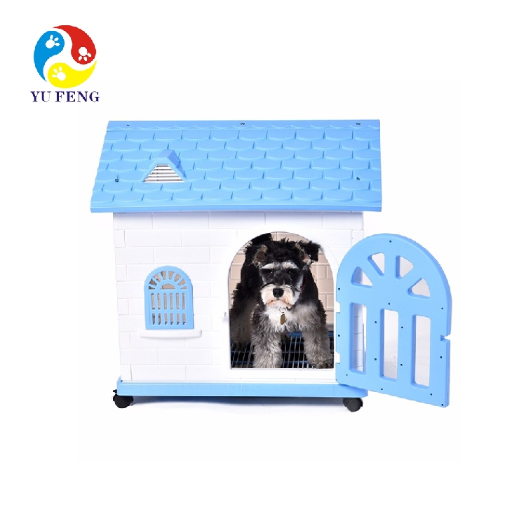 Fashion unique plastic dog house