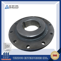 oem steel sand casting for oil and gas industry parts