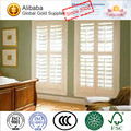 2017 Popular of Superior Quality with Competitive Price Custom-Made Double Hinged Australian Plantation Shutters