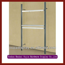stylish clothes rack shop fittings/garment store furniture