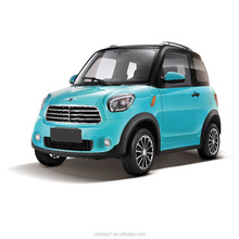 Manufacturer low price Chinese mini electric car automobile