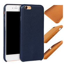 Luxus Handy Ultra Slim Schutz Leder Handy Fall für iPhone 6