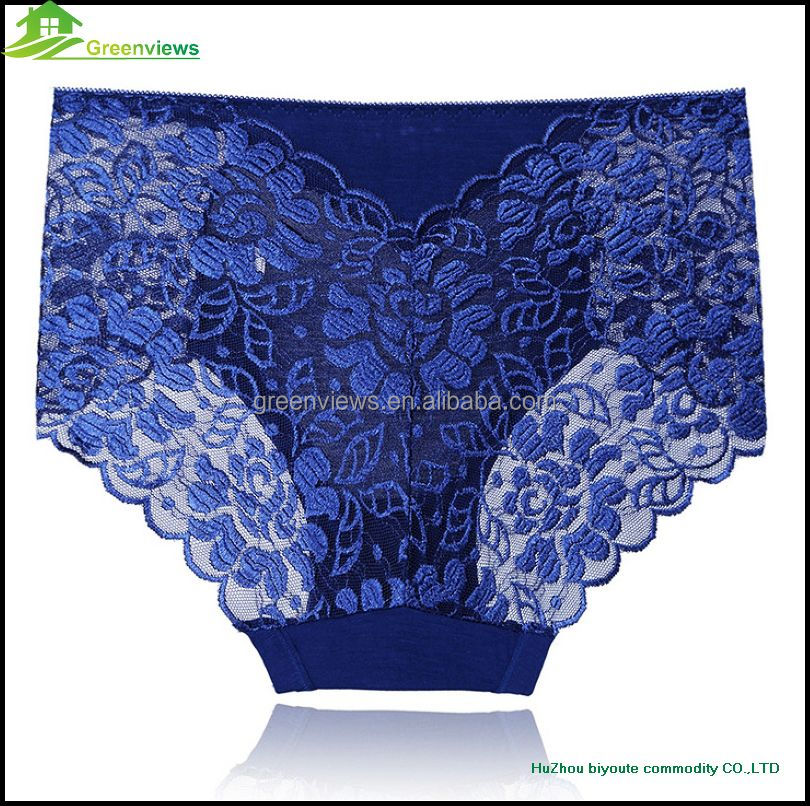 Sexy transparent ladies underwear panties wholesale women underwear sexy panty new design