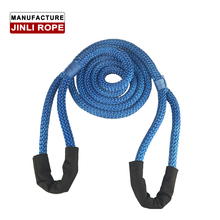 (StrengthMax )Recovery rope/tow strap with hooks/tow strap recovery rope