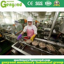 Customized canned tuna process machine With Long-term Service