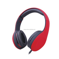 2016 Newest Model Free Sample Mobile MP3 Custom Color Wired ,OEM Headphone