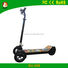 OEM Yes foldable brushless motor kick scooter 3 wheel electric hover board for adults
