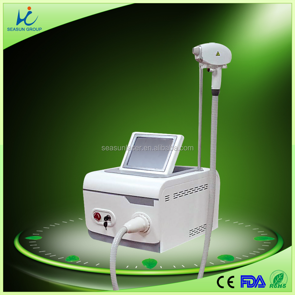 hot selling best beauty machine factory price stationary diode laser 808 nm brown hair removal