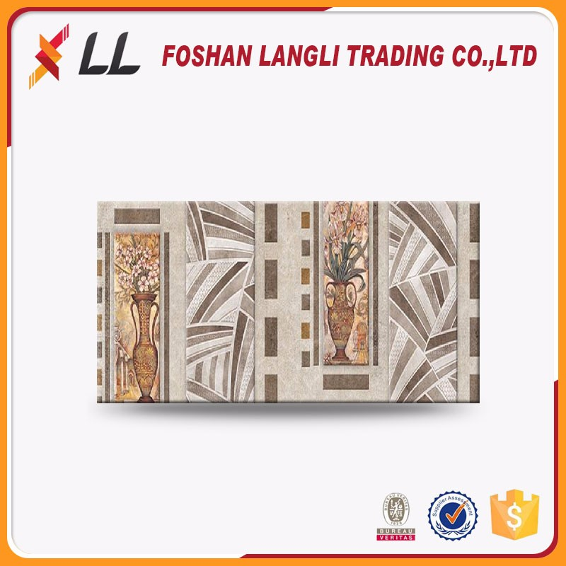 Hot selling products 3d subway porcelain tile prices