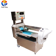 Conveyor Removable Vegetable Potato Shredding Chopping Cutting Slicing Machine