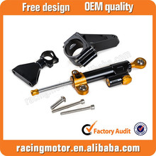 CNC Steering Stabilizer Damper With Mounting Kit For Honda CBR600 F4i 2001-2006 2007