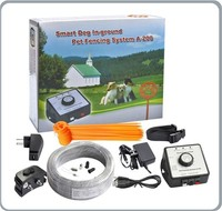 Smart Dog Inground Pet Fencing System A200