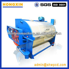 Industrial Wool Washing Dewatering and Drying Machine