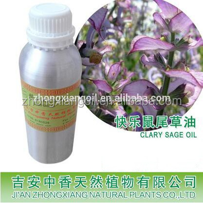 Sage Essential Oil Variety Clary Sage Oil for anti-rheumatism