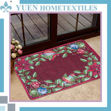 Top Quality Home Textiles Fashion Design Foot Shaped Floor Mat