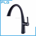 FLG100018 Customized Brass Black Painting Bathroom Faucet