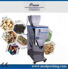 Coffee Powder Packaging machine for bottle,bag,automatic weighing filling machine, auto granules filler, 25-999g