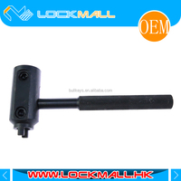 High quality bullkeys lock tools hammer for Pulling out the lock from china factory AO03022
