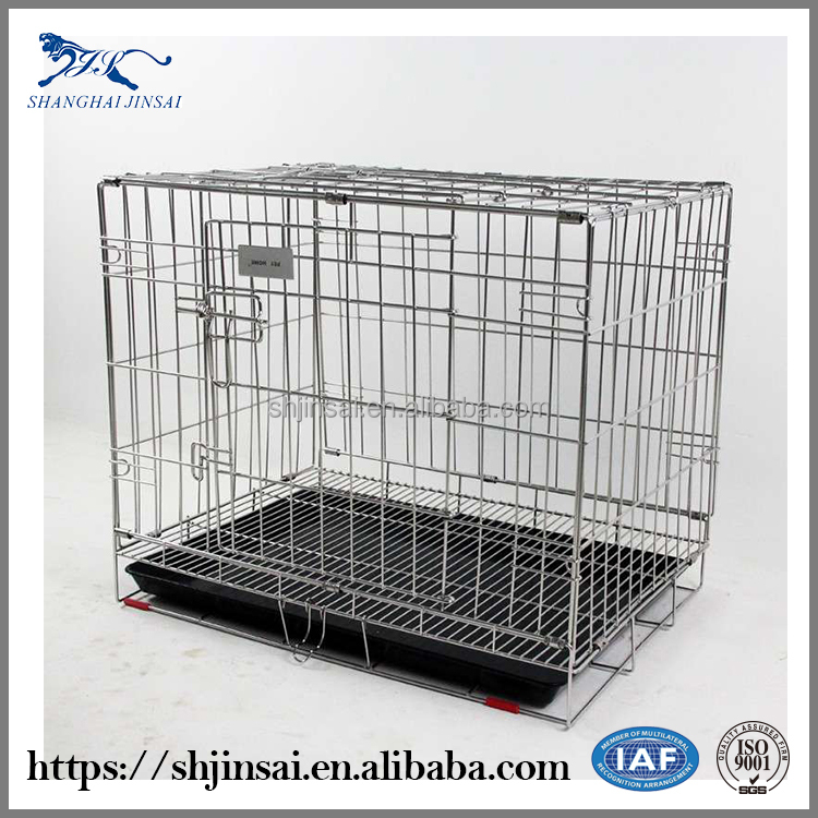 2017 New Pet Carrier Cheap Galvanized Welded Rabbit Cage Wire Mesh