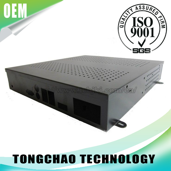 OEM Customized Electronic Aluminium Project Box Enclosure Case