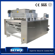 Automatic fortune wire cutting drop cookies biscuit making production machine line in baking forming cookies