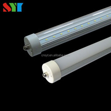 China factory price led residential lighting led tubes 24w 28w 30w SMD 2835 led t8 8ft tube lights