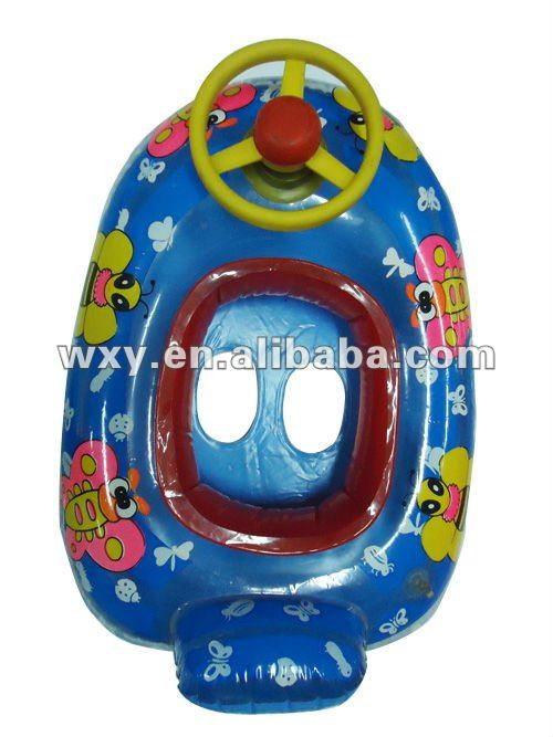 60*40cm Super Cute PVC Inflatable Mini Pool,Baby's swimming inflatable pool