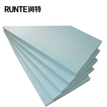 Low linearity xps insulation foam board insulation for cold storage room