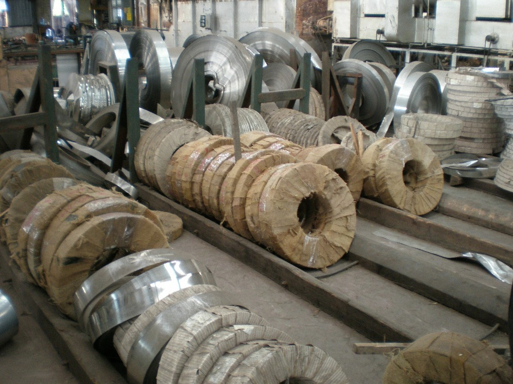 Stainless Steel Strips /Narrow Band/Coil