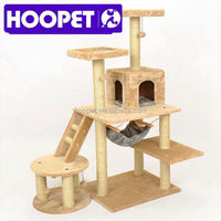 Cat Play House adjustable cat tree (14T0039M)