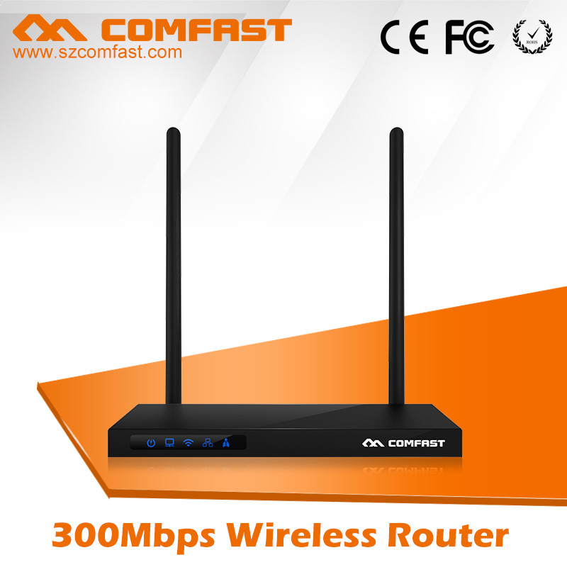 High Speed 300Mbps COMFAST CF-WR605N Wireless Router Wifi Router