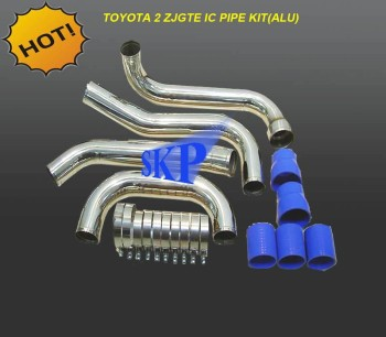 FRONT MOUNT INTERCOOLER PIPE KIT FOR TOYOTA SUPRA JZA80 MK IV - NEW