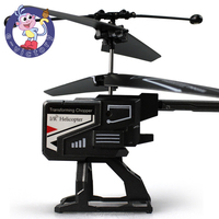 Rc helicopter 3.5h Transforming Chopper I/R Helicopter transform helicopter
