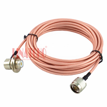 RG142 coaxial teflon high voltage car radio antenna cable n male to uhf female