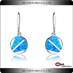 2016 New Design 925 Sterling Silver Earrings