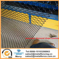 full automatic diamond shape cyclone wire mesh making machine