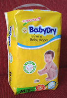hot sale baby dry breathable baby diaper molfix
