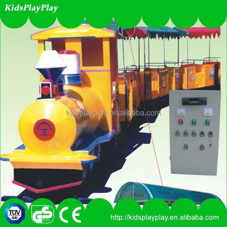 2014 High Quality Outdoor Kids Electric Train Games