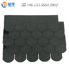asphalt shingle manufacturers/5 tab asphalt shingle/Fish scale shingles