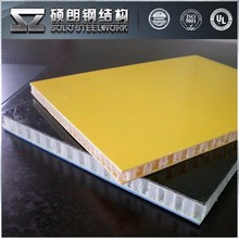 Competitive Price Fiberglass Plastic Honeycomb Sandwich Panel