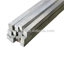 high quality DIN 1.4509 stainless steel hot rolled round/square/hexagonal bar China factory