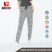 Alibaba high quality girls wearing yoga fashion jogger pants with low price