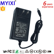 Shenzhen Factory Ul Fcc Gs Rcm Pse Nom Kc Kcc Approved 18V Ac Dc Adapter, 36w 18V 2A Power Adapter